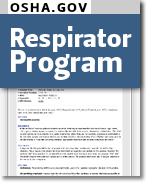 OSHA Respirator Program webpage link